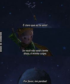 O pequeno Príncipe filme … Little Prince Quotes, The Little Prince, Text Quotes, Poetry Quotes, Philosophy Quotes, Pixar Movies, Some Quotes, Loving Someone, Are You Happy