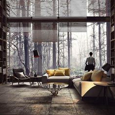 "9,323 To se mi líbí, 44 komentářů – Architecture & Design Magazine (@d.signers) na Instagramu: ""Wow! What a view! 😍 #d_signers Estancia A.3 design by Sergio Chaparro Mafra. _____ #design…"""