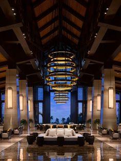 Hilton Wenchang by HBA Design