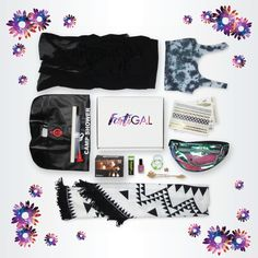 FestiGAL Subscription Box | Festival | Music Festival | Camping | Glamping | EDM | RAVE | PLUR | PLUR Baby | Gypsy Soul | Subscription | Subscription Box | FestiGAL | Festival Fashion | Festival Tips | Festival Packing | Festival | PLUR Life