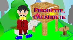 """Comptine """"Pirouette, cacahuète"""" - Il était un petit homme"""