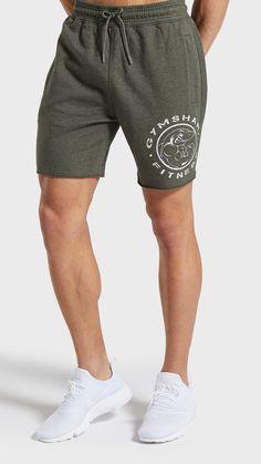 17b3d32f977f4 Gymshark Legacy Plus Shorts - Dark Green