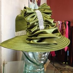 #hat #green #hopehouse #thrift House Foundation, Thrifting, Green, Instagram Posts, Hat, Shopping, Chip Hat, Hats, Sorting Hat