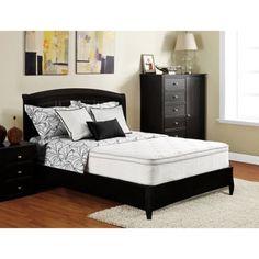 Signature Sleep 10 inch Sunrise 5-Zone Conforma Coil Mattress, Multiple Sizes, White