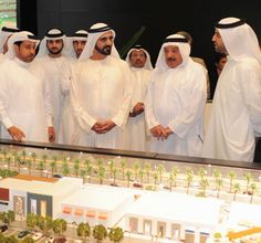 Vice President, Prime Minister and Ruler of Dubai His Highness Sheikh Mohammed bin Rashid Al Maktoum toured the 11th edition of Cityscape Global exhibition at the Dubai International Convention and Exhibition Centre today.