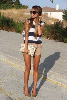 Camel outfit summer