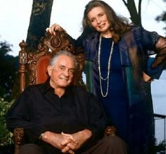 Johnny Cash and June Carter Cash met in 1961 when she began touring with him. The couple married in 1968. Their marriage of 31 years was a collaboration of love and talent, and between them, they earned several Grammy Awards. Carter Cash notably helped her husband overcome an addiction to amphetamines, and when she passed away in 2003, Cash died just four months later. (Archive Photos/Getty Images)