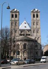 Iglesias románicas. (2) Colonia alemania