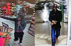 Clarksville Police request help identifying Mapco Armed Robbery Suspect
