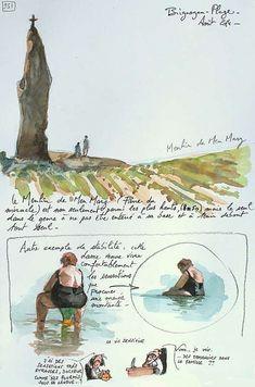 Une Bretagne par les Contours / Brignogan-plages  04/12/2014
