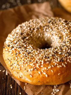 Two-Hour Bagels. Hands down the easiest and most authentic bagel recipe around. Your bakery-style favorite is at the tips of your fingers!