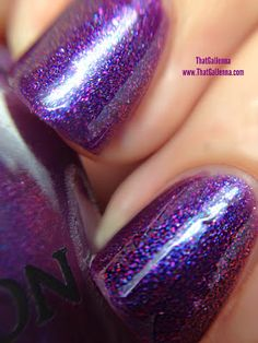 ThatGalJenna - Elevation Polish Review and Swatches - Elbrus 2