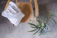 100% Linen tote bag