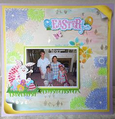 I Love Stamping: Easter Fun!