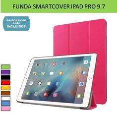 Accesorios informatica y electronica: fundas tablets iPad Pro 9.7 Smart Cover soporte plegable. Funda Ipad Pro, Samsung Galaxy, Phone, Shopping, Telephone, Mobile Phones