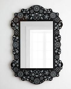 Luchessa Venetian-Style Mirror at Horchow.
