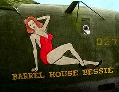 Barrel House Bessie