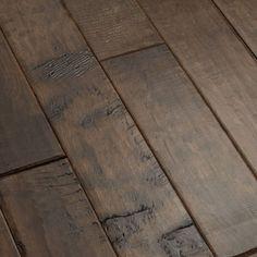 "Shaw Floors Whistler 5"" Engineered Hardwood Birch Flooring in Alpine"