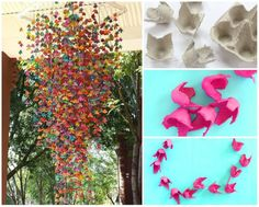 15 Fascinating Ideas How To Creatively Recycle Egg Cartons - Top Inspirations