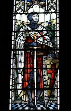teutonic knights stained glass - Google Search