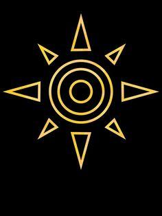 Digimon - Crest of Courage | Art Print