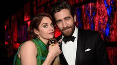 Jake Gyllenhaal and 50 Cent pop bottles, Helen Mirren grabs a late-night snack, Chrissy Teigen and John Legend get giggly, plus more celebs mix it up at post-Golden Globe celebrations Ruth Wilson, Monica Lewinsky, Golden Globes After Party, Amal Clooney, Helen Mirren, Jake Gyllenhaal, British Actresses, Reese Witherspoon, Just Friends