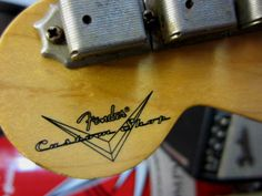Fender Stratocaster Relic 1960 Custom Shop