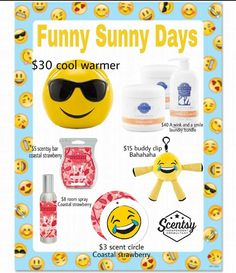 Scentsy Summer Collection 2017
