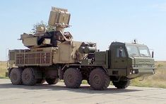 KBP 2K22/2K22M/M1 Tunguska SA-19 Grison / 96K6 Pantsir S1 / SA-22 Greyhound SPAAGM / Cамоходный Зенитный Ракетно-Пушечный Комплекс КБП 2К22М/М1 Тунгуска-М/М1 / 96К6 Панцирь-С1