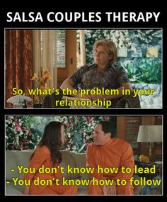 Salsa Couples Therapy #salsa #salsadancing