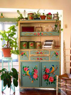 Las Vidalas Painted Furniture