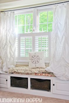 This weeks DIY Crush: Pottery Barn Inspired Home Office