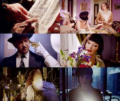 Memorable Moments ~ Phryne Fisher, Miss Fisher's Murder Mysteries
