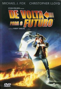 Um filme de Robert Zemeckis com Michael J. Fox, Christopher Lloyd : Um jovem (Michael J. Fox) aciona acidentalmente uma máquina do tempo construída por um cientista (Christopher Lloyd) em um Delorean, retornando aos anos 50. Lá conhece sua mãe (Lea Thompson), antes ainda do casamento com seu pai, que fica apaixona...