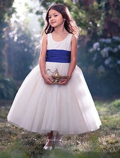 Alfred Angelo Bridal Style 723 from Flower Girl Dresses