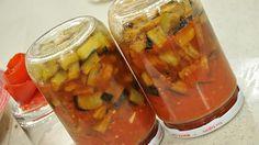 Soslu Patlıcan Tarifi;  http://www.oktayustam.com/tarifler/32155-soslu_patlican_tarifi.html