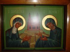St Benedict & St Scholastica