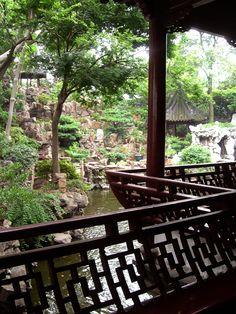 China '06- Garden by Leafa on @DeviantArt