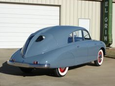 """Rear-engine air-cooled quirkiness from Czechoslovakia.  Prewar Tatra models """"inspired"""" both the VW Beetle and the SAAB 92."""