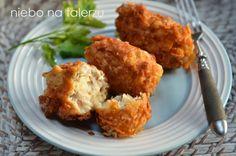 Ryba nawigilię dla dzieci Polish Recipes, Tandoori Chicken, Allrecipes, Kids Meals, Cauliflower, Seafood, Cooking Recipes, Fish, Meat