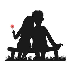 Stream Drum and Bass & Liquid Drum and Bass Mix EP 001 2019 by Dave Ling Vera from desktop or your mobile device Cute Couple Drawings, Cool Art Drawings, Pencil Art Drawings, Art Drawings Sketches, Easy Drawings, Couple Silhouette, Silhouette Painting, Silhouette Portrait, Cute Couple Wallpaper