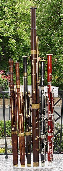 Bassoon - Wikipedia, the free encyclopedia