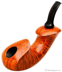 Benni Jorgensen Smooth Freehand Pipes at Smoking Pipes .com