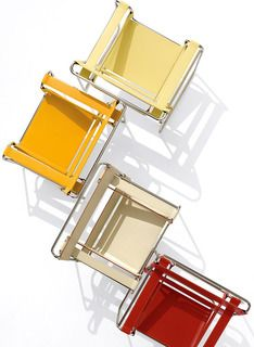 Knoll Wassily Chair, stunning from any angle and in any color   2Modern Furniture & Lighting