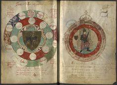 Livre des procurateurs de la Nation Germanique ( Arch. dép. du Loiret, D 213)