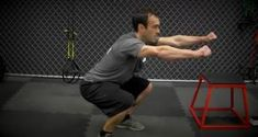 Weekend One-Up: Burpees, Plate Jumps, Military Butterfly Situps, Air Squats - Men's Fitness