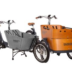Babboe Cargo Bikes – Cargo Bikes for every family