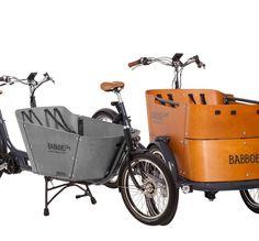Babboe Cargo Bikes – Cargo Bikes for every family