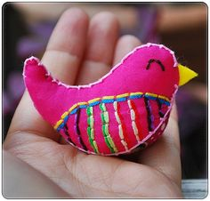 SALE  Little pink Bird  Was 800 Special items by addjang on Etsy, $6.00