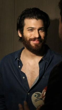Can Yaman on an interview Turkish Men, Turkish Actors, Mans World, Beard Styles, Male Beauty, Bearded Men, Pretty Boys, Gorgeous Men, Sexy Men